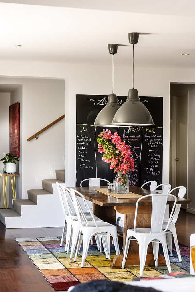 Colourful + organic design in North Coogee