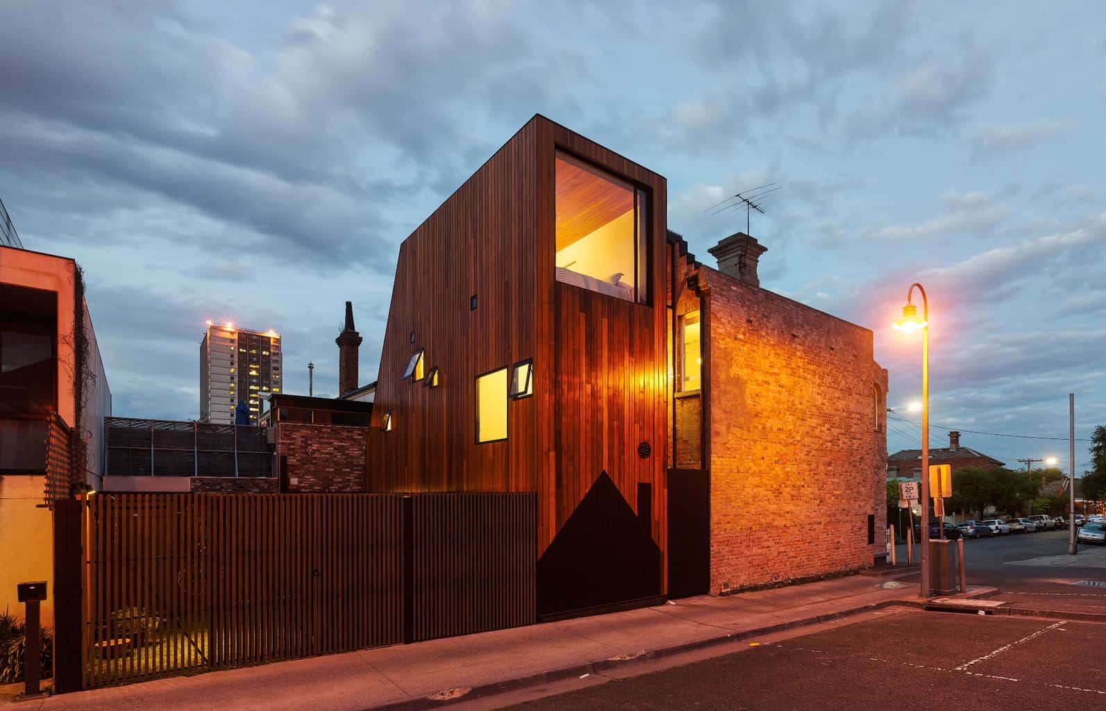 Inner city Melbourne reinvention with a twist