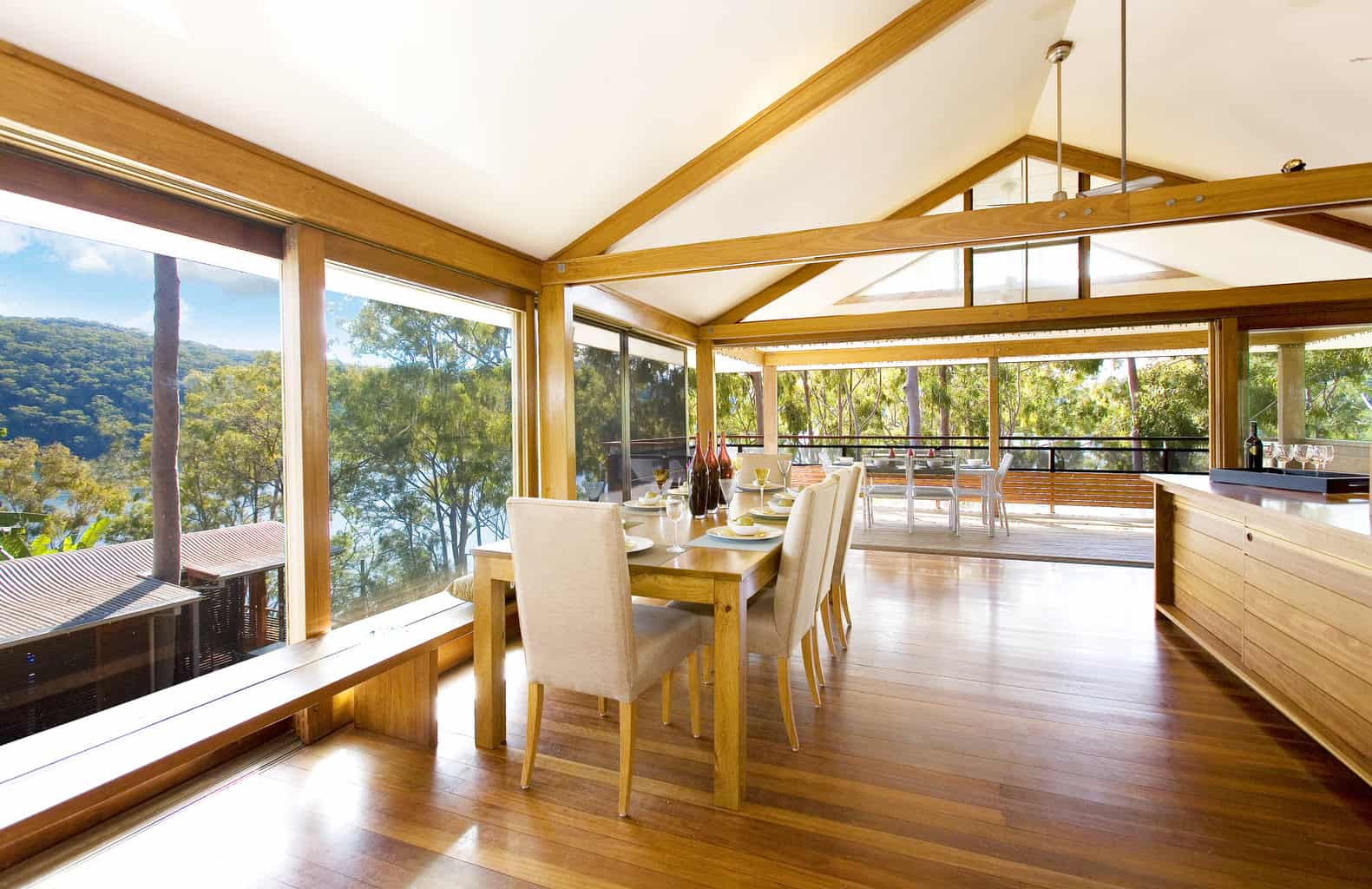 2 cottage point dining1