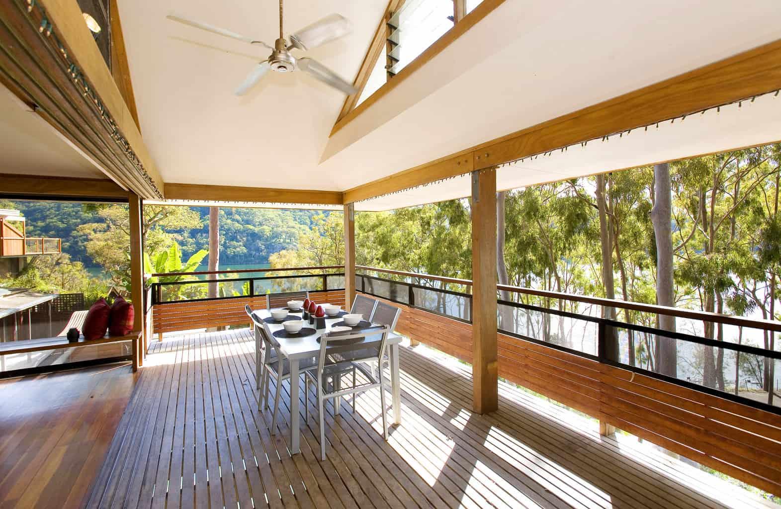 2 cottage point veranda