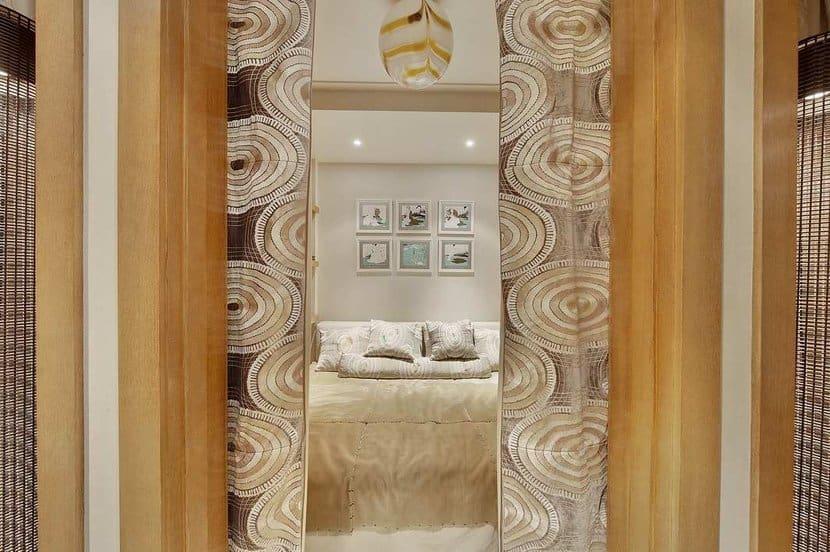 Artists New York condo interior design