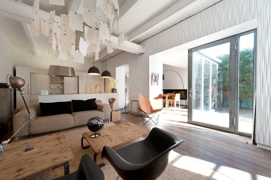 Stunning apartment refurbishment in Marseilles