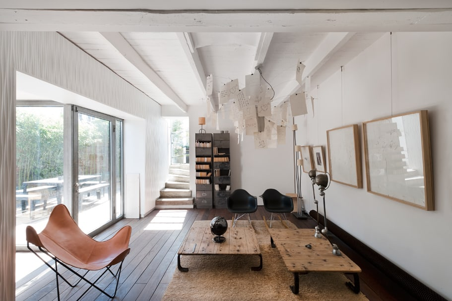 Marseilles apartment