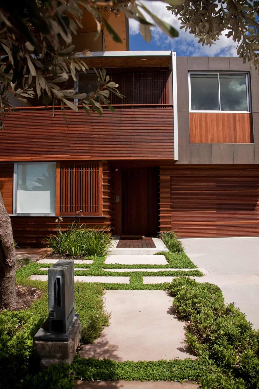 Modern Asian aesthetic for beach house at White Rock