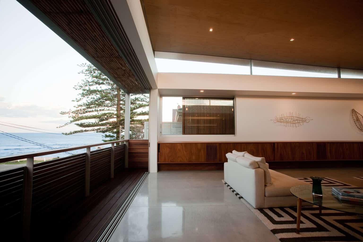 Living room with modern asian design, modern asian architecture, Virginia Kerridge, White Rock