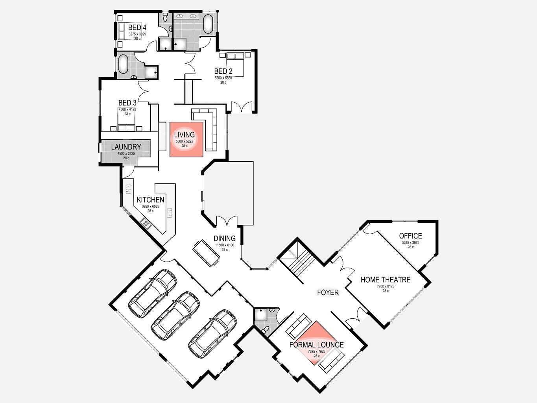angle ground floor