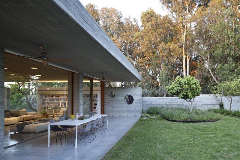 architecture architects home telaviv exterior