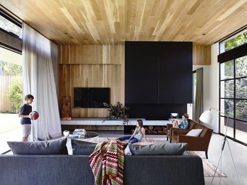 architecture mckimm design brighton living room