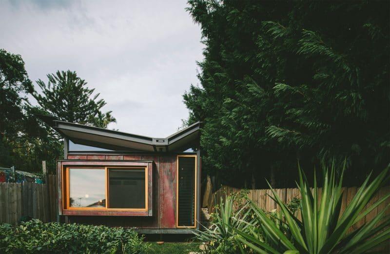 architecture takt architects copper house exterior
