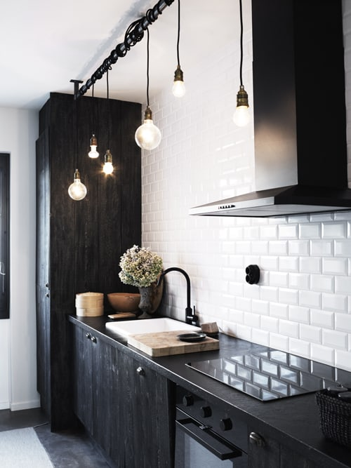 Do you like black and white architecture and design?