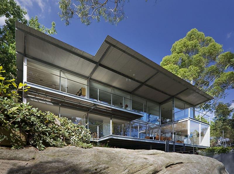 Lightweight sustainable architecture