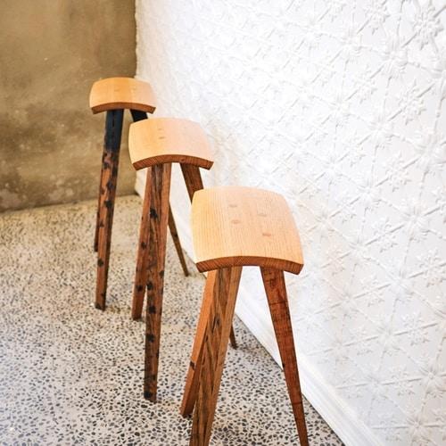 furniture brett sambrooks dark curver stool
