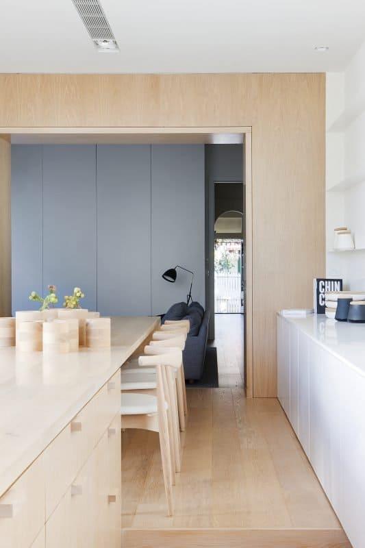 interior design studiofour prahan kitchen dining room