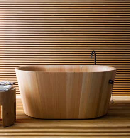 Desire: Japanese Ofuro bath