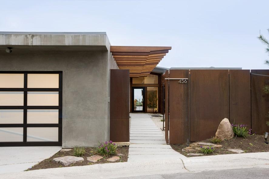 A modern twist on Japanese zen for Californian home