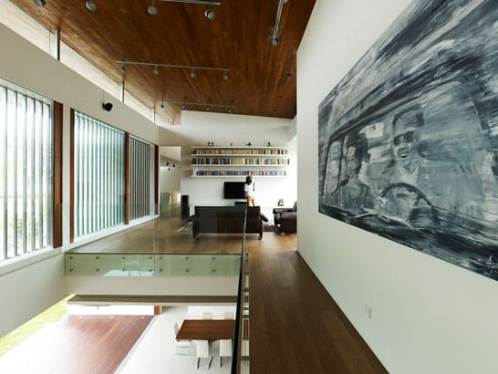 Modern Asian architecture by Ong & Ong architects